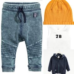 Baby boy outfit H&M and Zara 2016