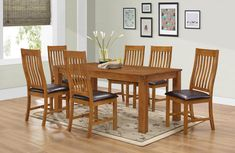 Counter Height Dining Set in Walnut by Coaster Furniture * Find out more at the picture web link. (This is an affiliate link). Wooden Dining Set, Kitchen Dining Sets, Counter Height Dining Table, 5 Piece Dining Set, Small Dining, Dining Room Sets, Dining Room Furniture, Dining Room Table, Wood Counter