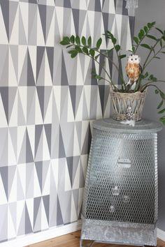 Ferm Living wallpaper Ferm Living Wallpaper, Home, Ad Home, Homes, Haus, Houses