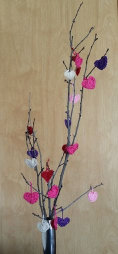 Hey, I found this really awesome Etsy listing at https://www.etsy.com/listing/177469627/crochet-valentines-day-heart-tree