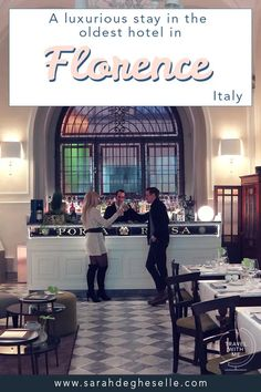 A luxurious stay in the oldest hotel in Florence   Italy Italy Travel Tips, Europe Travel Guide, Travel Guides, Travel Abroad, Travel Destinations, As Roma, Hotels In Florence Italy, Oregon, Bag Essentials