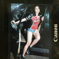 regram from - Glaiza De Castro for Brand Magazine at Blade Auto Center Brand Magazine, Cheer Skirts, Blade, Instagram Posts, Model, Fashion, Moda, Fashion Styles