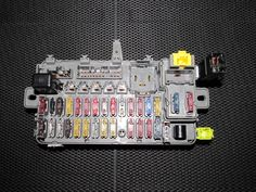 6c8a921e44a853afb545d981676b915f boxes interiors 90 93 miata oem computer ecu & interior fuse box & headlight honda del sol fuse box diagram at virtualis.co