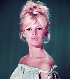 Brigitte Bardot-The 25 Most Inspiring Brigitte Bardot Of All Time via @WhoWhatWear