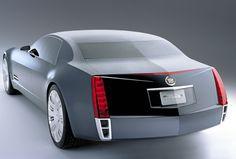Cadillac Sixteen.