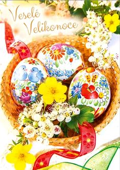 Happy Easter, Decorative Plates, Happy Easter Day