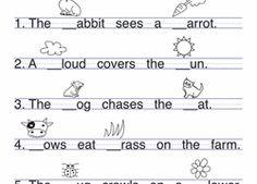 Kindergarten Worksheets & Free Printables | Education.com