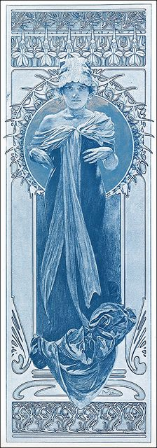 03_mucha_documentsdecoratifs_1901 by Pasa la vida, via Flickr