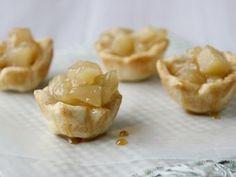 Mini Apple Pies recipe from Betty Crocker