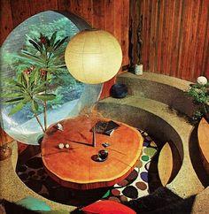 Read more about sunken living rooms here: http://www.ffemagazine.com/beautiful-sunken-living-room-designs
