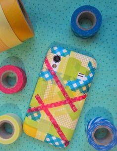 My craft inspiration: Washi (masking) tape. Про магазины и вдохновение!