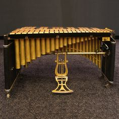 VIBRAPHONE can I have one, please? That is one bEautiful vibraphone!!!!!