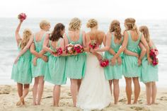 Picture Perfect Half Moon Bay Wedding — The Lovely Bay