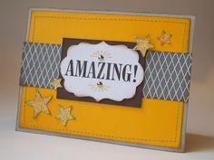 A lovely card by Fabulously Artsy