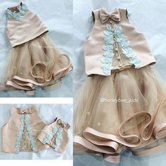 New baby dress fancy boy Ideas Frocks For Girls, Dresses Kids Girl, Kids Outfits, Girls Frock Design, Kids Frocks Design, Party Wear Dresses, Cute Dresses, Kids Ethnic Wear, Kids Indian Wear