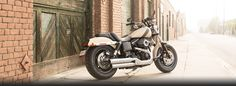 2014 Dyna Fat Bob | Drag Bars, Forward Controls | Harley-Davidson UK