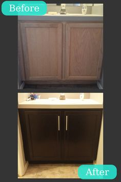Java Gel Stain from General Finishes - also available at Rockler and Wood Craft Stores. Check out finishing instructions at www.generalfinish...