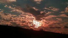 Céu de fogo