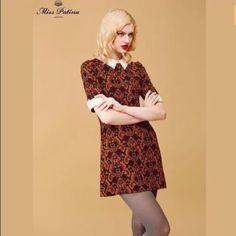 Miss Patina Vivaldi Dress Uk 10