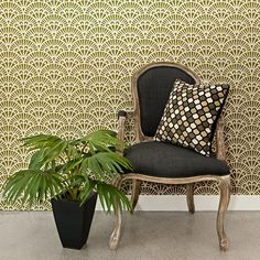 The wall decal and the chair. Both excellent additions to any bedroom!
