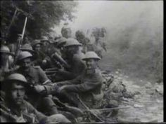 Week 5 - Inspiration of letter writing: ▶ Battle of the Somme - Real Footage - YouTube