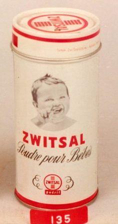 Zwitsal babypoeder en kinderzeep - Jeugdsentimenten.net