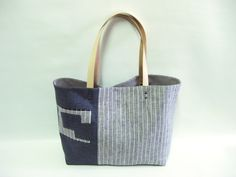 Indigo Blue Shoulder Bag