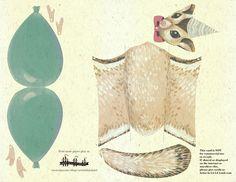 flying squirrel essay