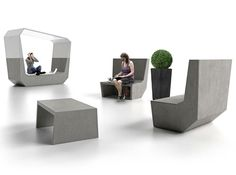 Aster Urban Lounger (003) - Emo Design