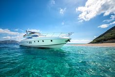 "Cape 4 Charters ""m/y Manu""  #yacht #charter #Greece"