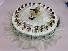 Torta apine su moto (Bees on motorcycles cake)