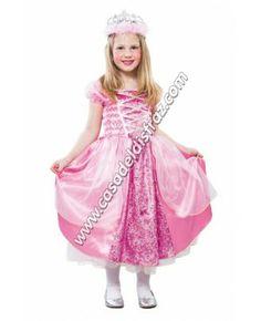 Disfraz Princesa Rosa para niña. #Disfraces #Carnaval www.casadeldisfraz.com Princesas Disney, Diy Art, Harajuku, Mosaic, Boxes, Paper, Holiday, Crafts, Style