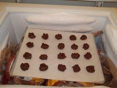 Organic Coconut Oil Chocolates Coconut Oil Chocolate, Organic Chocolate, Best Chocolate, Baking With Coconut Oil, Coconut Oil Uses, Organic Unrefined Coconut Oil, Corn Syrup, Maple Syrup, Corn Recipes