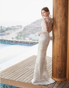 So you can't get enough of glamorous wedding gowns, huh? Don't worry, you're definitely not alone (hello!) and here to help you feed your obsession today is Julie Vino's dreamy Spring 2014 bridal collection named Orchid. The latest collection by the recognized Israeli designer features exquisite gowns in a variety of elegant, feminine silhouettes, with read more...