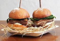 Biota's lamb belly sliders with pecora curds recipe - 9Kitchen