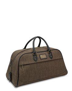 "Hartmann ""Naturalist by Michael Aram"" 20"" duffel bag"