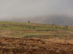 The beautiful and wild Wicklow landcape #Ireland