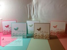 Stampin Up Card Ideas | Stampin Up! Ideas & Supplies: Stampin up in colors 2013-2015