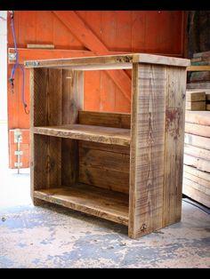LARS | Reclaimed Wood Vanity Unit- Handmade & Bespoke