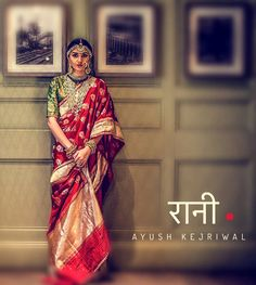 Benarsi Saris by Ayush Kejriwal or purchases email me at… Indian Attire, Indian Wear, Indian Outfits, Indian Clothes, Banarsi Saree, Silk Sarees, Saree Dress, Sari, Engagement Saree