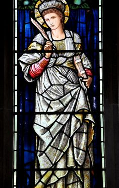 Wormington East window stained glass by William Morris & Co. 1912 Gloucestershire | Flickr - Photo Sharing!