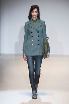 LOVE this look :) The Most Wearable Outfits From Fashion Week Fall 2014 | POPSUGAR Fashion