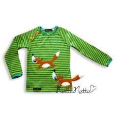 so aaaaaaaawesome! Fox Shirt, Applique, Baby Boy, Sewing, Sweatshirts, Boys, Sweaters, Handmade, Color