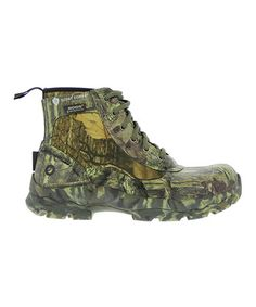 6d4268cfcb9f Green Camouflage High Range Waterproof Hiking Boot -