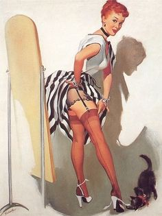 Joyce Ballantyne pinup girl images - The Pin-up Files