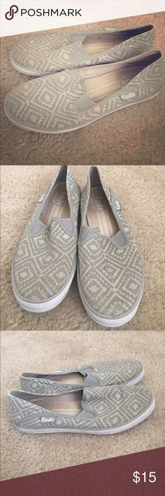 Tan tribal print  Keds Tan tribal print  Keds. Very clean and great condition ! Keds Shoes Sneakers