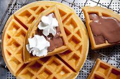 Gofri tészta recept Cookie Desserts, Fun Desserts, Cake Recipes, Dessert Recipes, Cookie Time, Sweet Cookies, Hungarian Recipes, Baking And Pastry, Food Inspiration