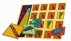 Juegos Musicales memory de sonidos