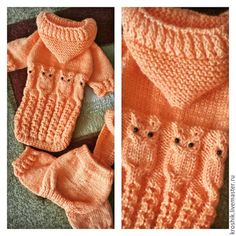 Knitted Dog Sweater Pattern, Knit Dog Sweater, Dog Pattern, Small Dog Sweaters, Cat Sweaters, Crochet Dog Clothes, Pet Clothes, Loom Crochet, Dog Jumpers