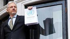 ASSANGE REVELO EL VINCULO ENTRE TEMER Y ESTADOS UNIDOS PARA VOLTEAR A DILMA   Assange reveló el vínculo entre Temer y Estados Unidos para voltear a Dilma En una entrevista televisiva el periodista que se encuentra alojado en la embajada de Ecuador en el Reino Unido Julian Assange reveló las relaciones entre el actual presidente de Brasil y los Estados Unidos para derrocar a Dilma Roussef. Los favores que se prometieron y que se cumplieron. En la entrevista se lo puede ver al periodista dar…